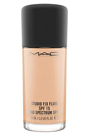 MAC Studio Fix Fluid Foundation SPF15 C3.5