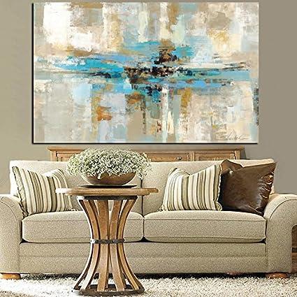 Amazon.com: ALENIS Large Size HD Print Wall Art Canvas Light ...