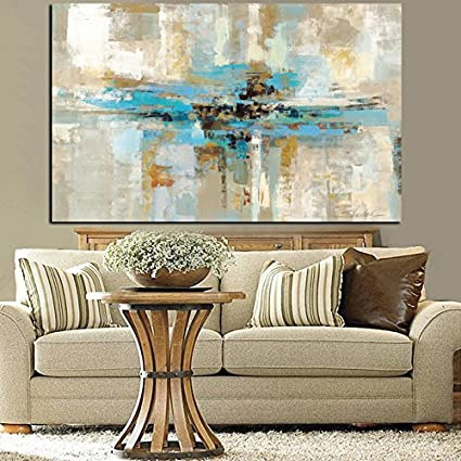 Amazon.com: ALENIS Large Size HD Print Wall Art Canvas Light ...