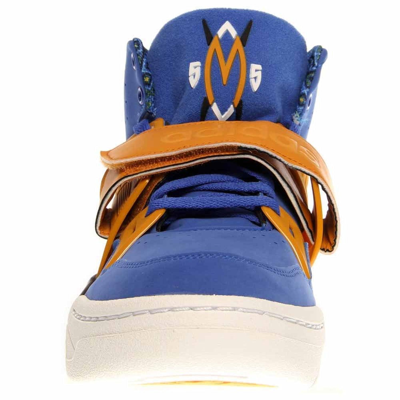 new product 0d402 5cd88 ... Amazon.com Adidas Mutombo TR Block - Vivid Blue Gold-Run White, 13 ...