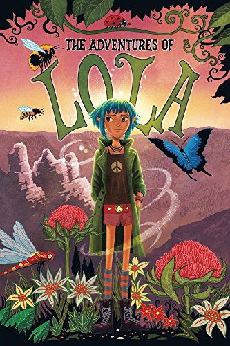Books for kids: The Adventures of Lola: A Magical Illustrated Fairy Tale with Morals, Set in Sydney Australia - Environmental Values, Self Confidence for Girls, Coming of Age