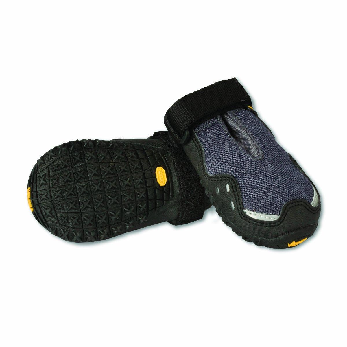 Ruffwear Grip Trex Boots for Dogs, 2.0-Inch, Granite Gray