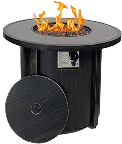 Summerville Propane Gas Fire Pit Table