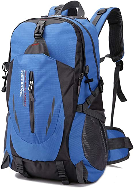 Luggaents 35L Ciclismo Mochila Impermeable Mujer Camping ...