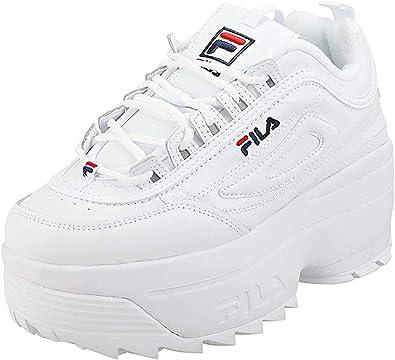 Fila Disruptor 2 - Zapatillas de plataforma para mujer