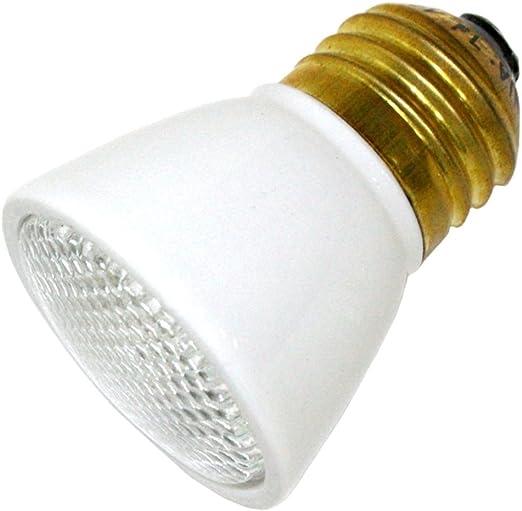 SYLVANIA 15364-35 Watt Halogen Light Bulb 120 Volt 046135153648 2,000 Life Hours 450 Lumens PAR14 Wide Flood