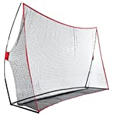 Ancheer Golf Net, Collapsible Golf Hitting Net, Driving Net 10 x 7 x 3 ft