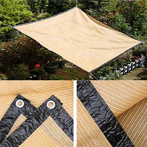 JG luifel zonwering zonwering zonwering net tuin patio zwembad schaduw netting luifel camping schaduw doek, 90% zonwering doek, polyethyleen doek, Multi- Size luifel zon