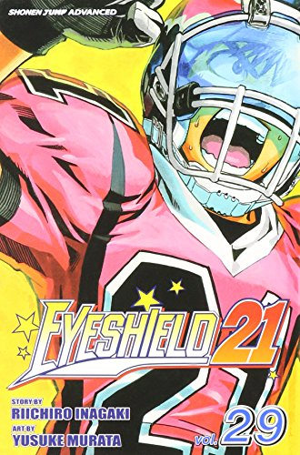29 Football Card (Eyeshield 21, Vol. 29)