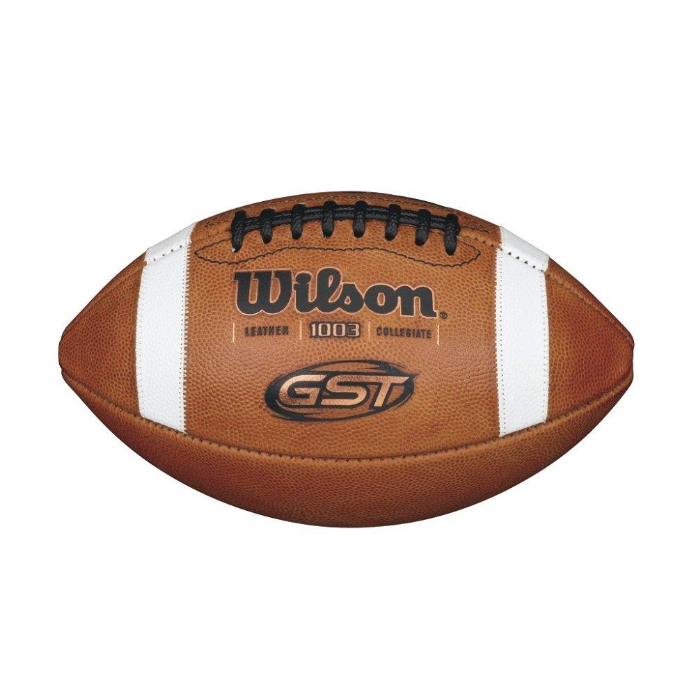 Wilson NCAA 1003GST Football américain–Marron Homme marron WTF1003B