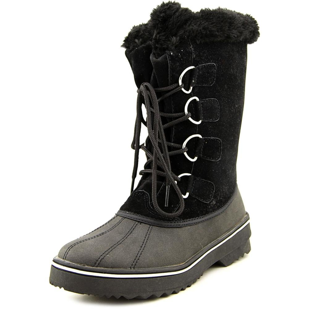 Style & Co. Mikkey Women US 8 Black Snow Boot by Style & Co.