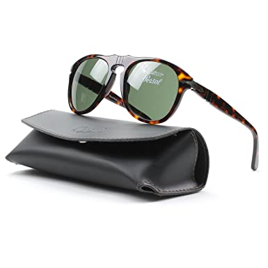 7ed9f4627e Persol 649 Suprema Sunglasses 24 31 Brown Havana