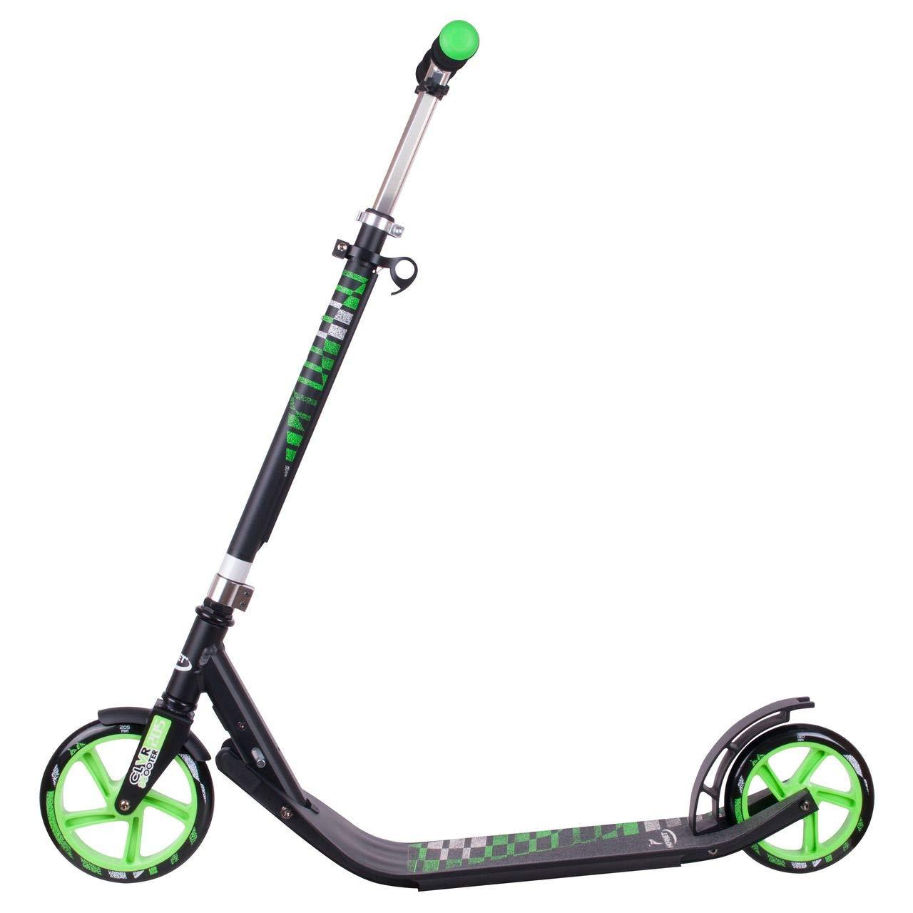 Hornet Scooter Roller Kickscooter CLVR 200 Big Wheel 1020x470x1090/mm