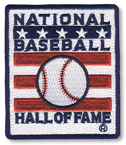 National Baseball Hall Of Fame Induction Primary Official Logo MLB Jersey Patch