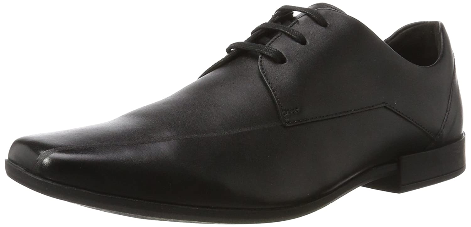 Clarks Glement Over, Derby para Hombre