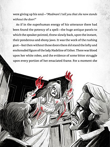 Thumbnail scroll view image - 4 for  Darkness There: Selected Tales by Edgar Allan Poe [Kindle in Motion]