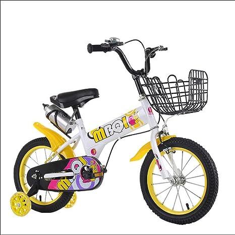 Bicicleta Infantil 2-3-6-8 años Bicicleta Infantil 141618 Pulgadas ...