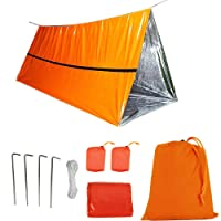 Deals on Funlove 2 Person Survival Emergency Tent