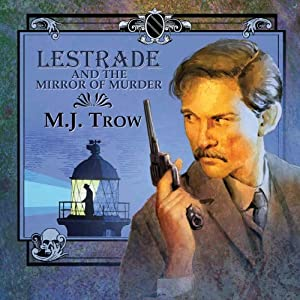 Lestrade and the Mirror of Murder Audiobook
