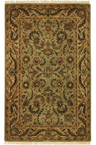 "UPC 843283006457, Chantilly Area Rug, 2'9""x14' RUNNER, ANTIQUE GREEN"