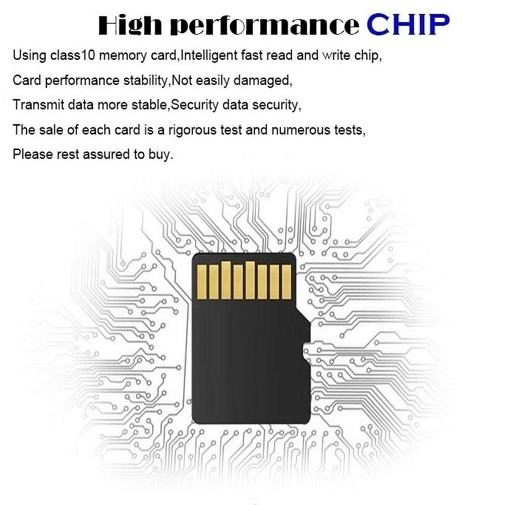 1GB - 512GB TF (Micro SD) Clase 10 Tarjetas MicroSD, Tarjeta De Memoria Golden Neutral De Alta Velocidad - Tarjeta De Memoria Micro SD SDHC De 80 MB ...