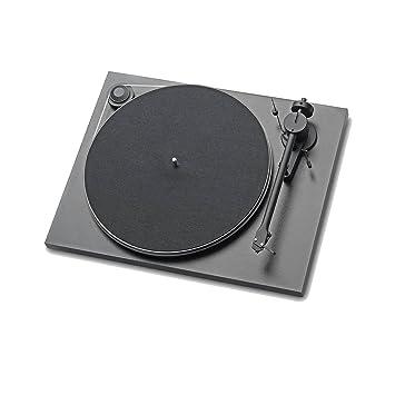 Pro-Ject Essential/Phono USB - Tocadiscos (100-110, 220 x 300 mm, 50-60 Hz, 2 W, Negro, 415 x 112 x 335 mm, 415 x 390 x 365 mm)