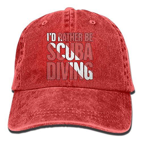 Gorra de Unique para Rojo HujuTM Béisbol Rosso Taille Hombre 6ART5qwx