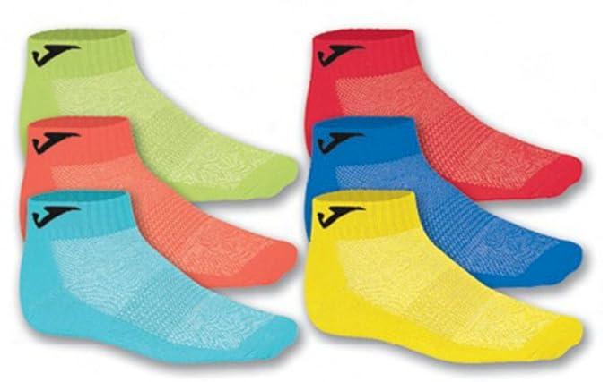 Joma - Calcetines de deporte - para hombre multicolor 29 S: Amazon.es: Ropa y accesorios