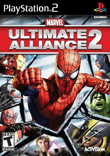 Marvel Ultimate Alliance 2 - PlayStation 2 by Activision