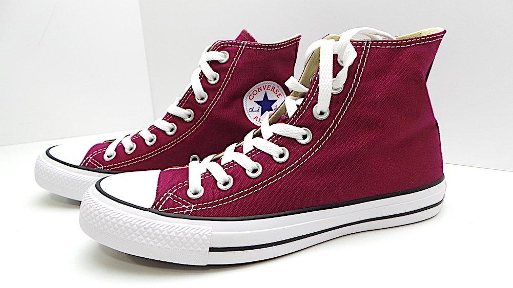 88c4c16229e90 Converse Chuck Taylor All Star High Top Sneakers M9621 Red 9 B(M) US Women  / 7 D(M) US Men
