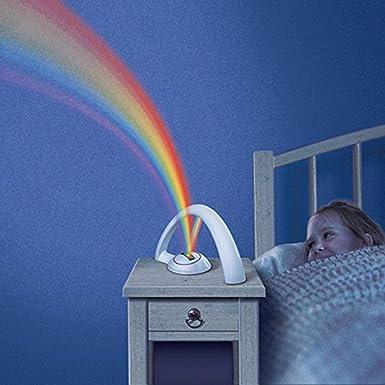 AOLVO Rainbow Night Light, Projector
