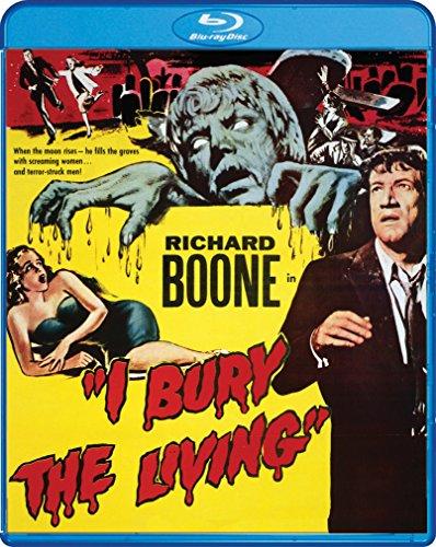 I Bury the Living [Blu-ray] ()