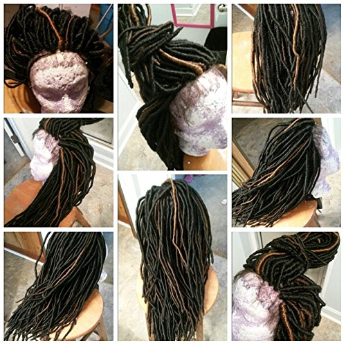 Faux Loc whole lace wig by A Nu Braid