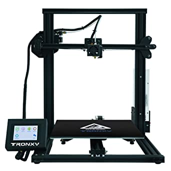 TRONXY XY-3 3D Printer Pro Printing Large Print Size Full
