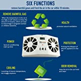 ETbotu Solar Energy Powered Ventilator Cooling
