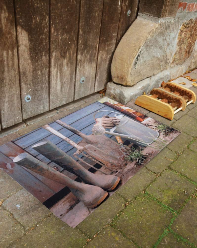 Esschert Design Garden Shed Doormat