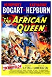 The African Queen Poster 27x40 Humphrey Bogart Katharine Hepburn Robert Morley