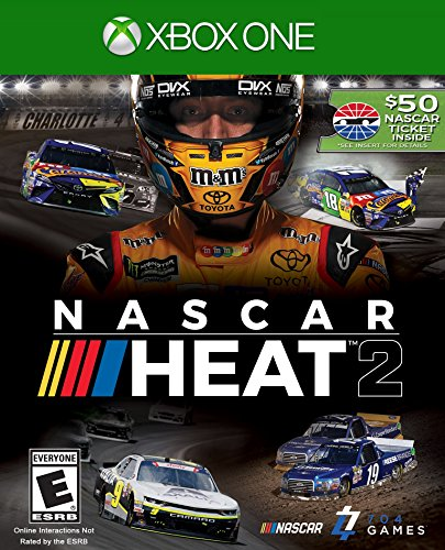 NASCAR Heat 2 - Xbox One - Outlet Locations Mall