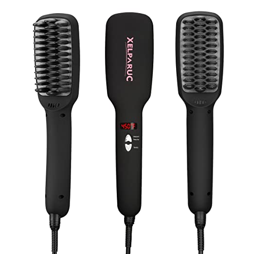 Best Hair Straightening Brush