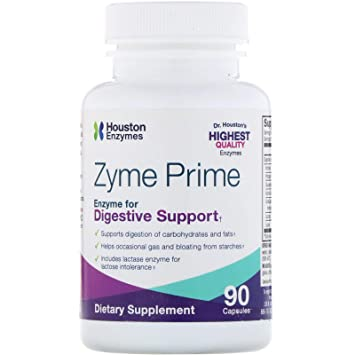 Amazon.com: Houston enzimas Zyme Prime multi-enzyme 90 ...