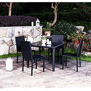 61OldLxbTtL._SS300_ Wicker Dining Tables & Wicker Patio Dining Sets