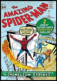 Amazing Spider-Man (1963-1998) #1 (English Edition) por [Lee, Stan]