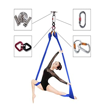 SL de ybb Swing Hamaca Aerial Yoga Sling Strap Anti de ...