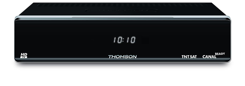 Thomson THS801 - Receptor de TV por satélite (conexión HDMI ...