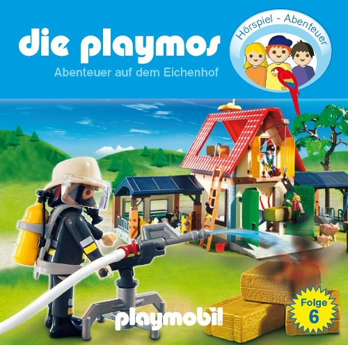 Price comparison product image Abenteuer auf dem Eichenhof-CD6 (Playmobil)
