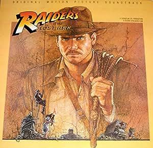 - Raiders of the lost ark (1981, soundtrack) / Vinyl