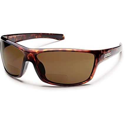 bc5492156f4 Amazon.com  Suncloud Conductor +2.50 Polarized BiFocal Reader ...