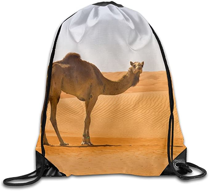 OLGCZM Amouflage Real Tree Drawstring Backpack Bag Shoulder Bags Gym Bag for Adult