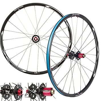 Novatec Par Ruedas Gravel ciclocross CXD u2.1 Disc TL Ready Shimano 11 Vel (