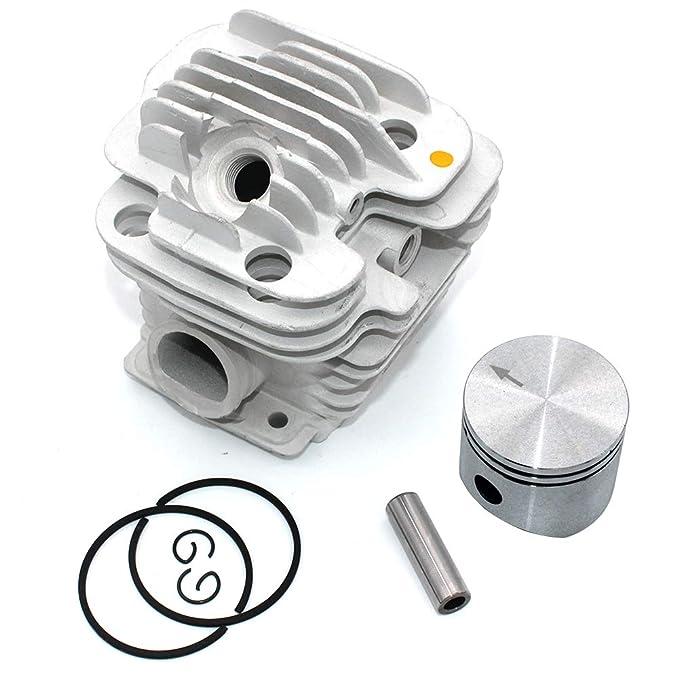 P SeekPro Kit de pistón de Cilindro de 45 mm para Oleo-Mac 952 952 ...